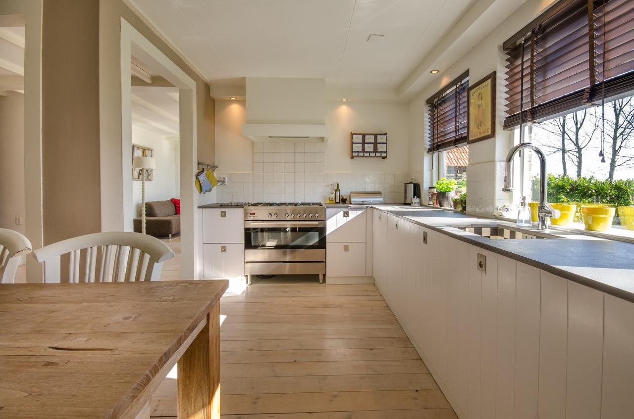 Wohnküche einrichten – ein paar Inspirationen   Riftlink